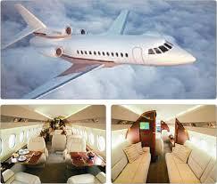 falcon private jets