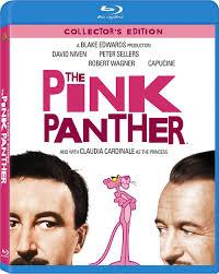 pink panther blu ray