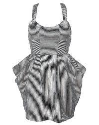 stripy dresses