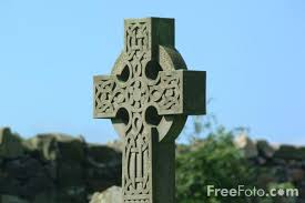 picture of a celtic cross