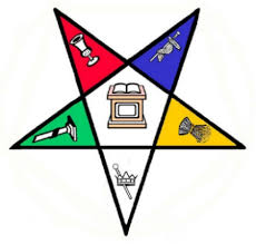 order of the eastern star emblem