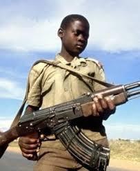 joseph kony child soldiers