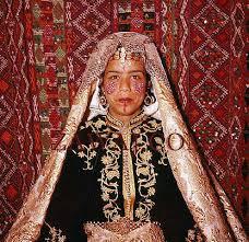moroccan costumes