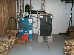 oil heat furnace