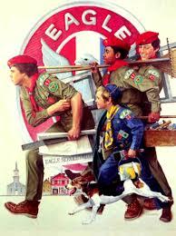 eagle scout badge