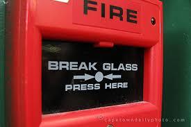 break glass alarm