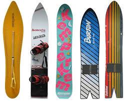 old school snowboards