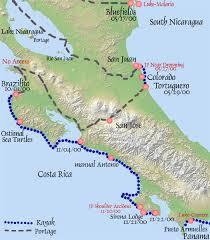 costa rica and nicaragua