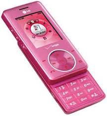 pink chocolate phones