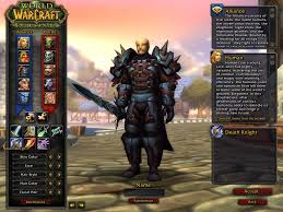lvl 80 death knight