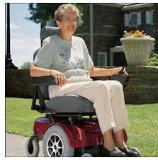 motorised chairs