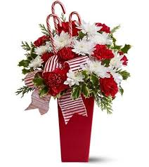 arreglos florales de navidad