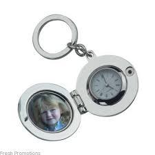 clock key ring