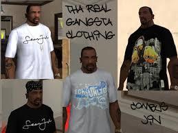 gangsta clothing