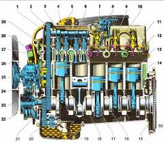 mercedes benz diesel engine