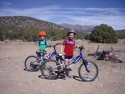 mountain bike kid