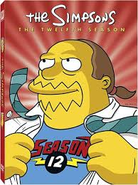 simpsons season 12