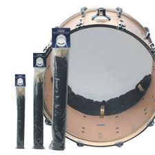 bass drum muffle