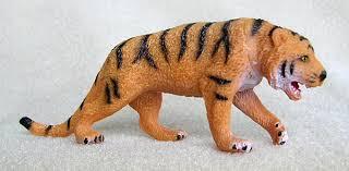 plastic tigers