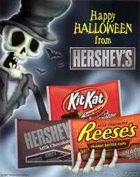 halloween advertisement