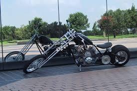 mini chopper frame