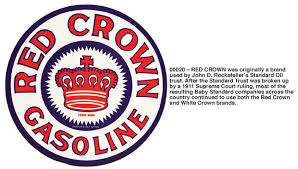 crown gasoline