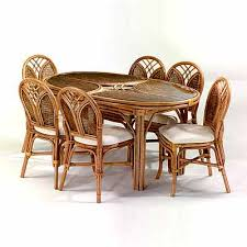 rattan dining furniture