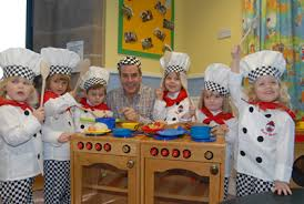 children chef