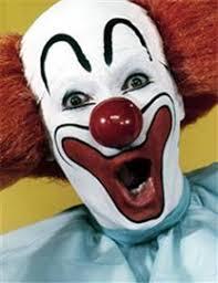 bozo the clown bucket game