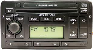 ford radio 6006e