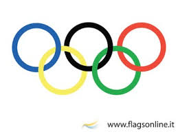 olympic flag picture