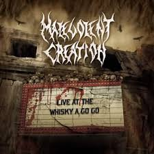 malevolent creation dvd