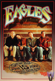 the eagles posters