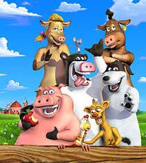 back at the barnyard characters