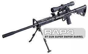 paintball sniper equipment