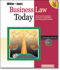 business law text book