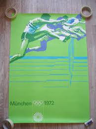 munich olympics poster
