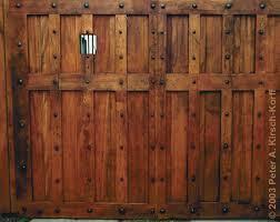 driveway fence gate