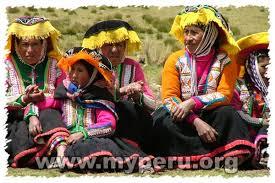 clothing of peru