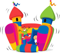 bouncy castle pictures