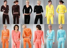 juicy track suits