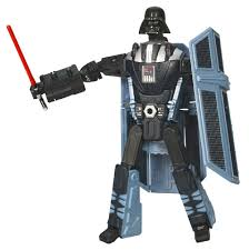 star wars transformers darth vader