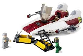 lego a wing fighter