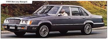 1984 mercury marquis