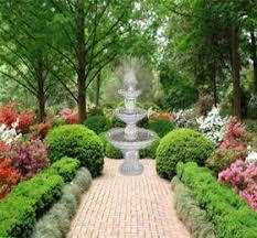 fuentes de agua para jardin