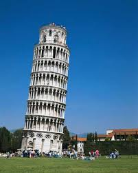 leaning tower of pisa pictures