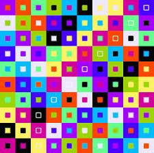 colors squares