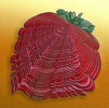 large strawberry