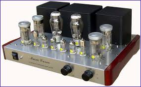 power amplifier tube