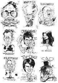 cartoon artists